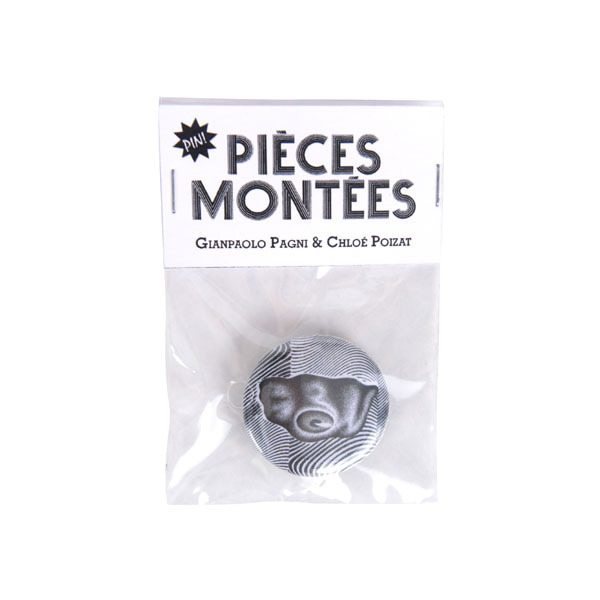 Pieces Montees Badge